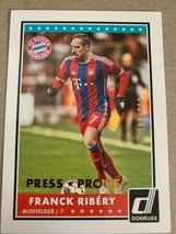 2015 Panini Donruss Press Proof Bronze /299 Franck Ribery #42 - $1.98