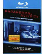 Paranormal Activity [Blu-ray] (2009) Unrated - $2.50