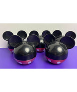 EMPTY 90th Anniversary Mickey Mouse Capsules Eggs Balls Arts Crafts Lot ... - $9.89