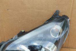 08-09 Saturn Astra Headlight Head Light Lamp Driver Left LH = POLISHED image 4