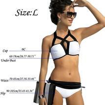 Summer Women Padded Wireless Bikini Set Two Piece Swimwear Swimsuit Beachwear US image 12
