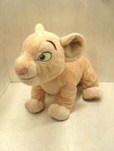 Disney Parks Disney Movie The Lion King 15'' Nala Soft Plush Doll Kids C... - $12.19