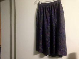 Vintage Paisley Skirt - $47.00
