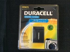 Duracell 3.7 Volt Li-Ion digital camera battery - $7.91+