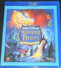 Disney Sleeping Beauty (Two-Disc Platinum Edition Blu-ray/DVD)