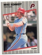 1989 Fleer Philadelphia Phillies Team Set - $0.94