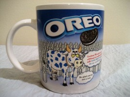 OREO COOKIE COFFEE CUP mint condition - $8.49