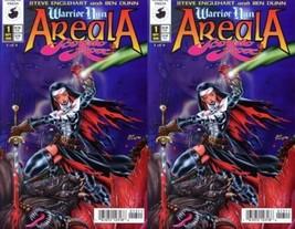 Warrior Nun Areala: Scorpio Rose (1996-1997) Antarctic Press Comics - 2 Comics - $5.89