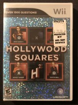 Hollywood Squares (Nintendo Wii, 2010) SEALED - $9.49