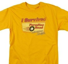 American Graffiti T-shirt Paradise 1970's classic movie retro cotton tee UNI194 image 1