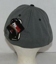 OC Sports TGS1930X Proflex  Flat Visor Cap Dark Grey Black image 4