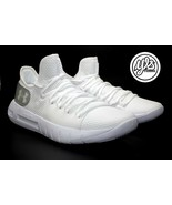 UNDER ARMOUR TB HOVR Havoc Low - Men's Basketball Shoes - White - NEW Au... - $55.24+
