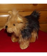 """Build-A-Bear Plush 13"""" Yorkie Terrier Puppy Dog Super Furry & Specially ... - $11.59"""
