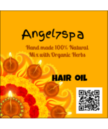 Spellbound Hair Oil hand made by angel7spa - $10.99