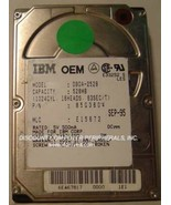 "10% off 2+ IBM DBOA-2528 528MB 2.5"" 12MM IDE Drive Tested Good Free USA ... - $49.95"
