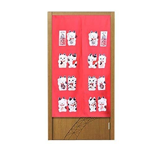 Primary image for Panda Superstore Doorway Curtain Japanese Style Curtain For Kitchen Door Polyest