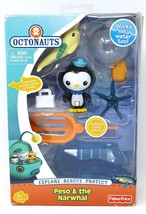 Octonauten Actionfigur Schutz Set Peso And The Narwhal. Fisher-Price - $39.62