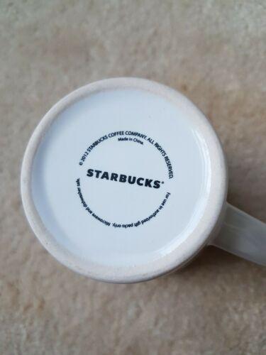 """Green Mermaid Starbucks Mug 4.5"""" used"""