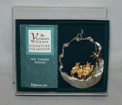 Roman Inc. The Vernon Wilson Signature Collection We Three Kings Ornament - $11.88