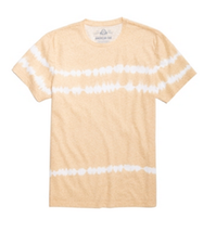 American Rag Men's Tie Dye Striped T-Shirt, Size XL - $11.87