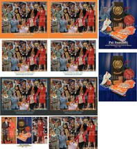 Pat Summitt UT Lady Vols Tennessee Volunteers Womens Basketball Art Photo CHOICE - $24.99+