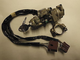 1996-2000 HONDA CIVIC KEY SWITCH IGNITION SWITCH FITS AUTOMATIC 2 KEYS N... - $64.35