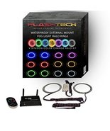 FLASHTECH for Ford Freestyle 05-07 V.3 Fusion Color Change RGB Multi Col... - $194.04