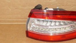 13-16 Ford Fusion LED Taillight Light Lamp Passenger Right RH image 2