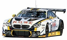 *Platts PN24001 1/24 Racing Series BMW M6 GT3 2016 Spa 24-hour race winner - $77.63