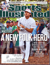 Sports Illustrated Magazine April 16, 2012 The Masters A New Folk Hero - $4.99
