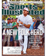 Sports Illustrated Magazine April 16, 2012 The Masters A New Folk Hero - $1.75