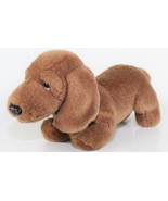 The Dachshund Puppy by Russ Bearry Weiner Dog Lovers Plush Toy - $14.85