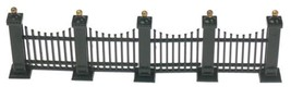 Department 56 Heritage Village Collection Wrought Iron Fence Extensions ... - $25.99