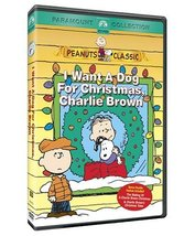 I Want a Dog for Christmas, Charlie Brown DVD