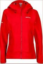 new MARMOT women jacket hoodie Starfire J36530 cherry tomato red L - $104.92