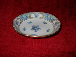 Schumann Bavaria  Forget me not fruit  bowl 5 3/8 - $10.84