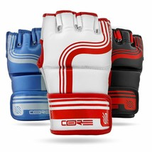 Sanabul Core Series 4 oz MMA Grappling Gloves provides superb protection - $38.35
