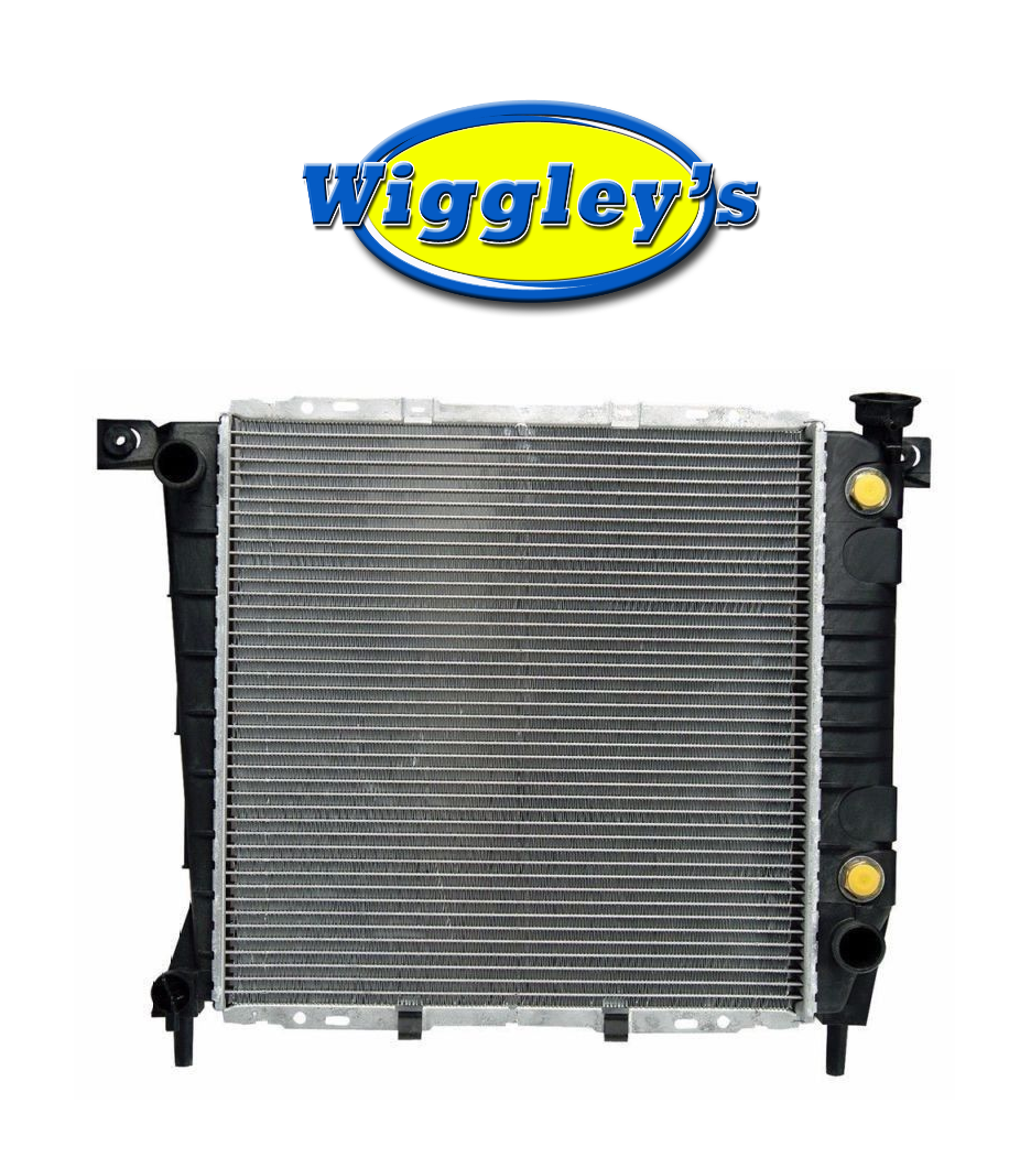 RADIATOR FO3010162 FOR 85 86 87 88 89 90 91 92 93 94 FORD RANGER 94 MAZDA B2300