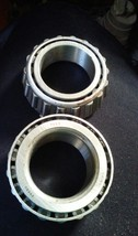 TWO 25580 NEW PEER TAPERED ROLLER BEARINGS USING NATIONAL PT NUMBER 25580