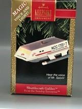 Hallmark Keepsake Ornament of the Shuttle Craft Galileo (1993) - $15.83