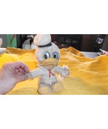 1950's (?) DONALD DUCK PLUSH TOY * ONE FOOT TALL WITH ORIGINAL TAGS * CL... - $75.00