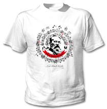Nikolai RIMSKY-KORSAKOV - New Cotton White Tshirt - $24.06