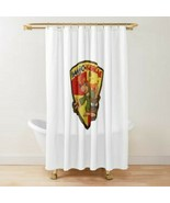 USAF Test Pilot School Graduate Shower Curtain - $98.99