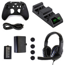 Gamefitz 10 in 1 Accessories Pack for the Xbox One - $19.98