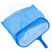 Pool Skimmer Net for Cleaning Leafs, Bugs and Debris from Swimming Pools... - $14.73