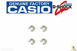 CASIO G-Shock Pathfinder Push Button E-Ring E-Clip (QTY 4) Fits All Casi... - $22.45