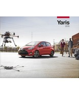 2015 Toyota YARIS sales brochure catalog 15 US L LE SE - $6.00