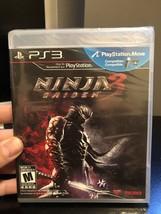 Ninja Gaiden 3 PS3 New Playstation 3 - $29.90