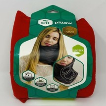 TRTL Ergonomic Neck Support Washable Travel Pillow - Red  - $9.89