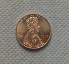New Hobo Nickel 1982 Filigree Lincoln Design Wheat Penny Carved Casted A... - $9.49